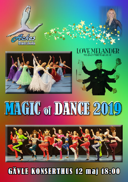 Magic of Dance